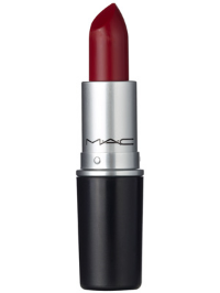 Russian Red from MAC is the perfect matte red shade for this trend, and ultra flattering on everyone