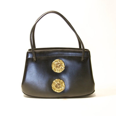 The Marigold Blaxton bag is begging to be worn with your favorite LBD