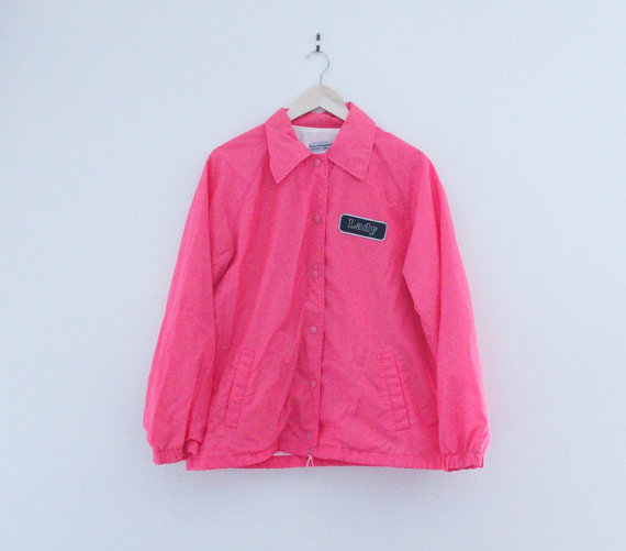 Lady in Pink Jacket  $38