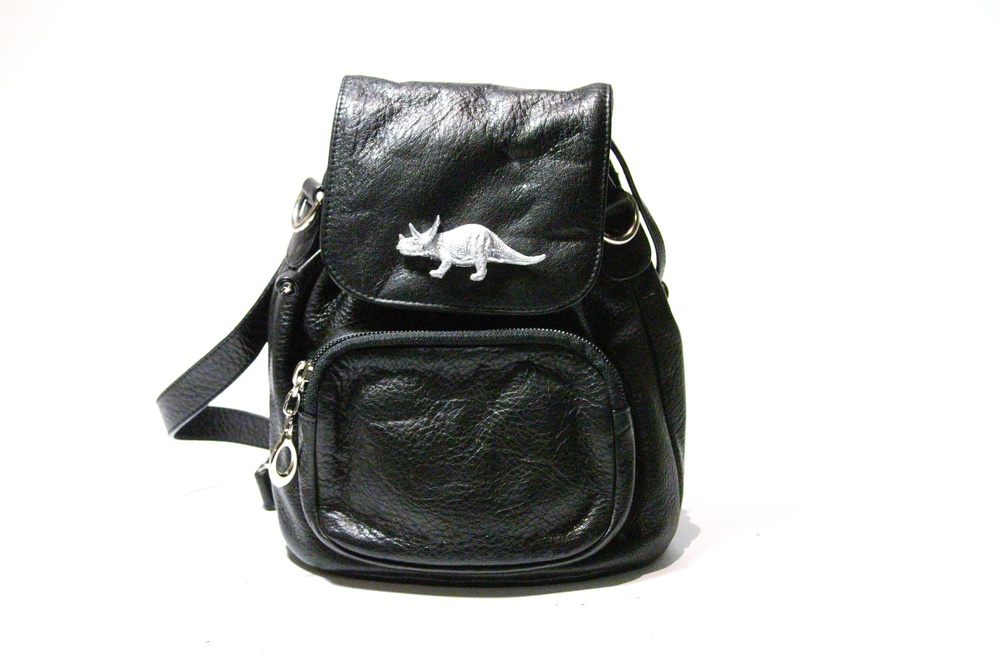 Black Betty Mini Backpack  $34
