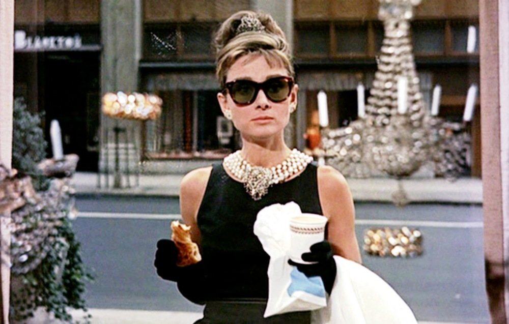 Featuring one of the classiest walk of shames ever, Audrey epitomizes the glamour of NYC life.