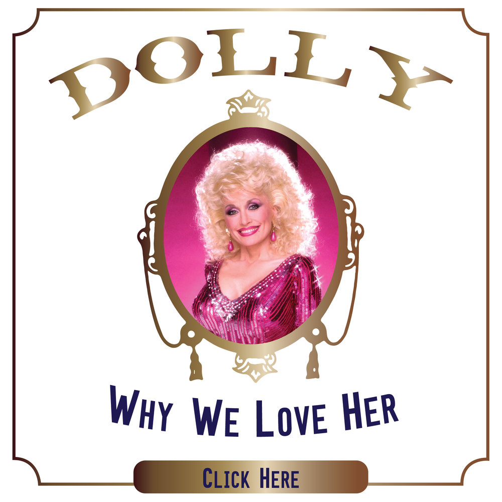 Why  WE LOVE DOLLY PARTON_HOC