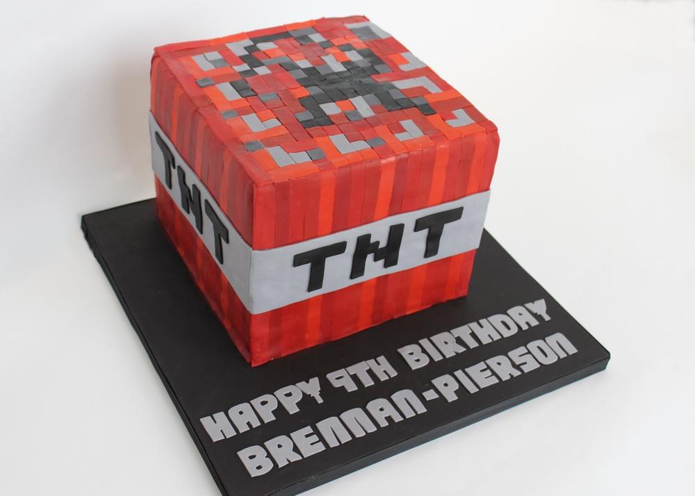 Tnt Cake Pops