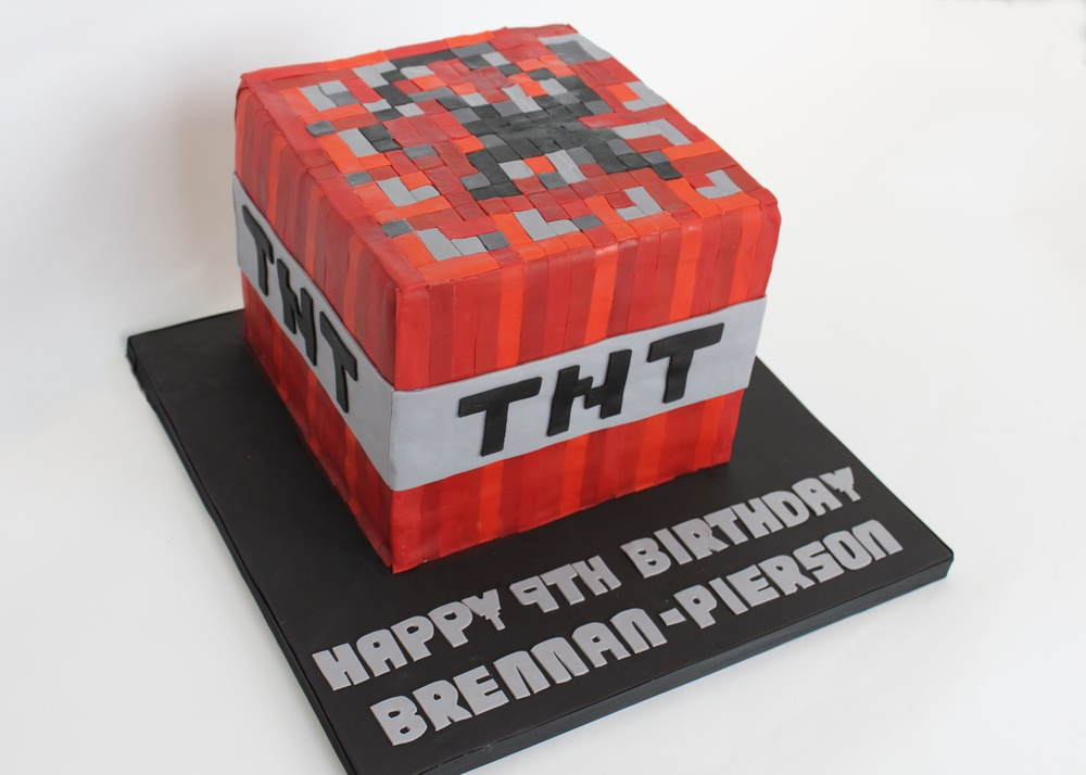 Minecraft Cake Village