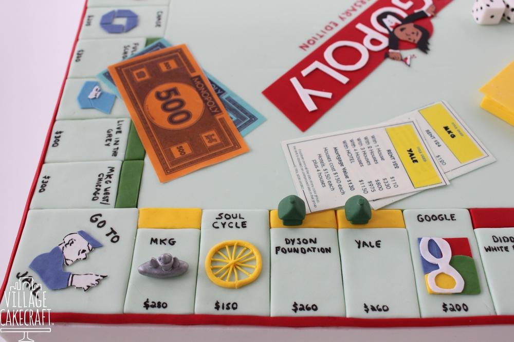 Village CakeCraft Monopoly MKG 1199.jpg
