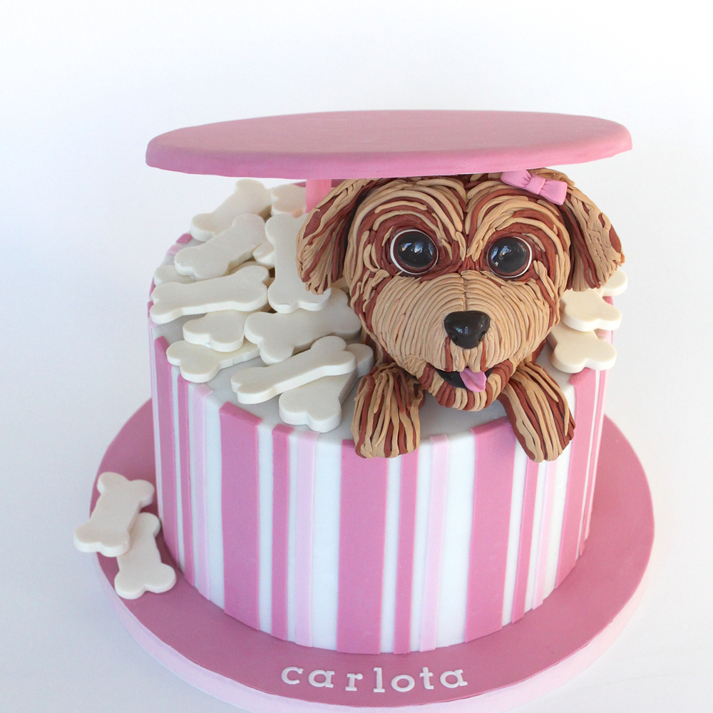 Puppy dog gift cake pink_015.jpg