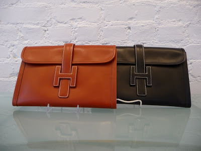 HERMES JIGE BLACK A 1997 AND BRICK C 1999.JPG