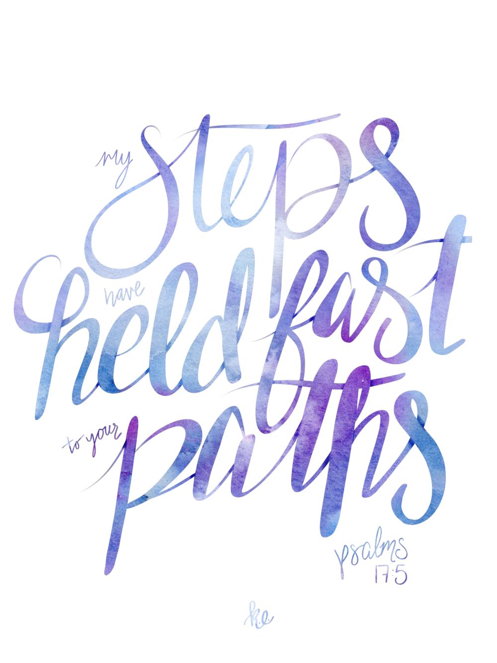 Psalms 17 | iPad