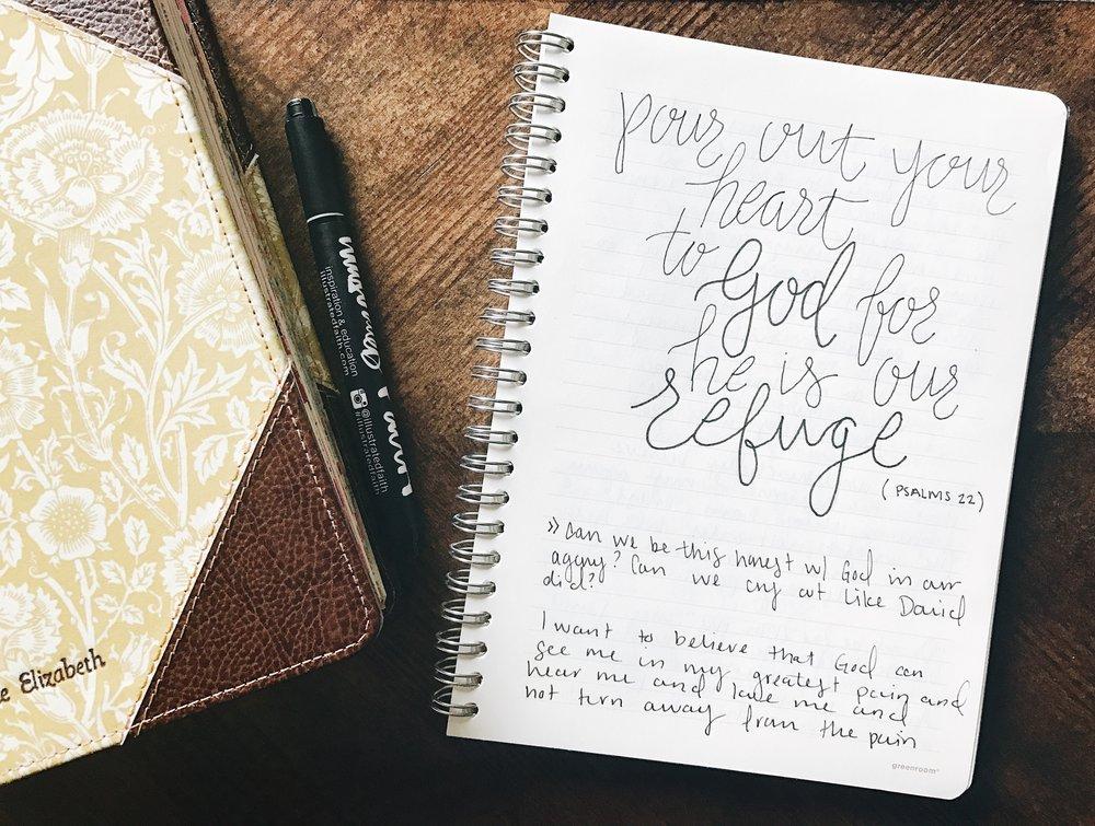 Psalm 22 Devotional, katherinehenson.com