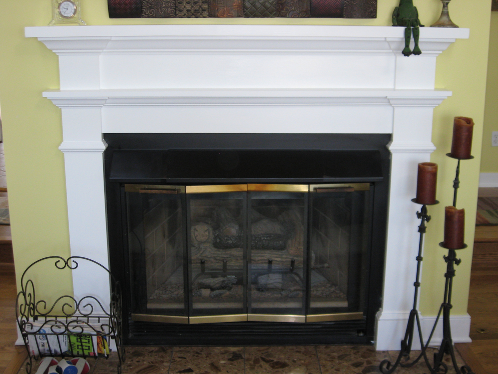 Custom Wood Mantle.jpg