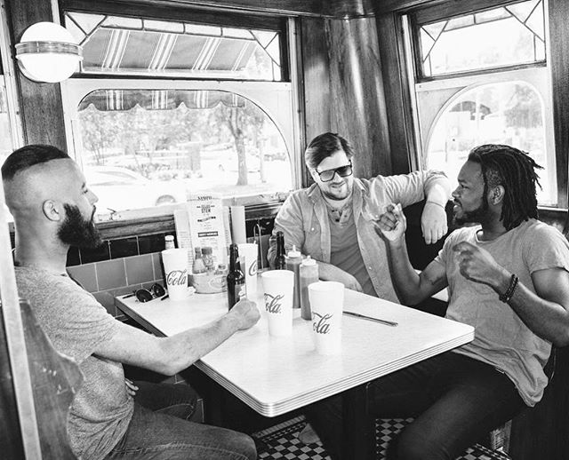 Happy Thanksgiving everyone. Thankful for all our listeners and supporters. Have a wonderful day. Be Kind, Be Real, Be You. #thanksgiving #thankful #bekind #band #diner #blackandwhite #americana