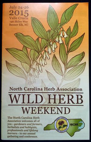 Wild Herb Weekend Program