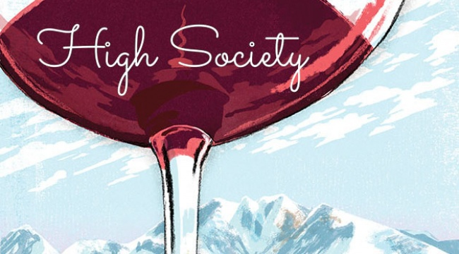 High Society, UCalgary Magazine - Fall/Winter 2014