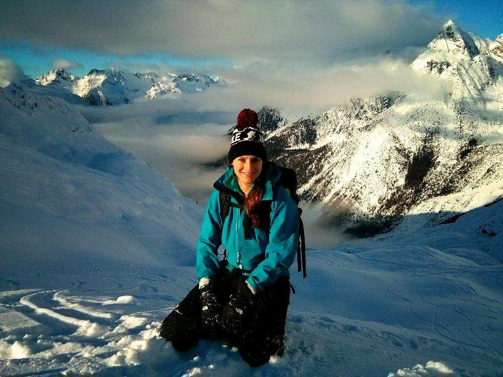 Calgary woman set for solo trip on the Great Himalaya Trail, Calgary Herald - April 25, 2015