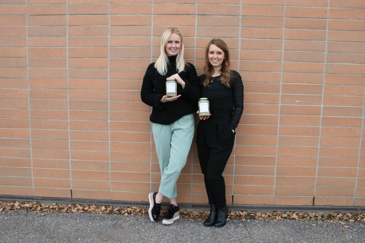 Two Calgary sisters want to love your guts, Calgary Herald - December 8, 2016