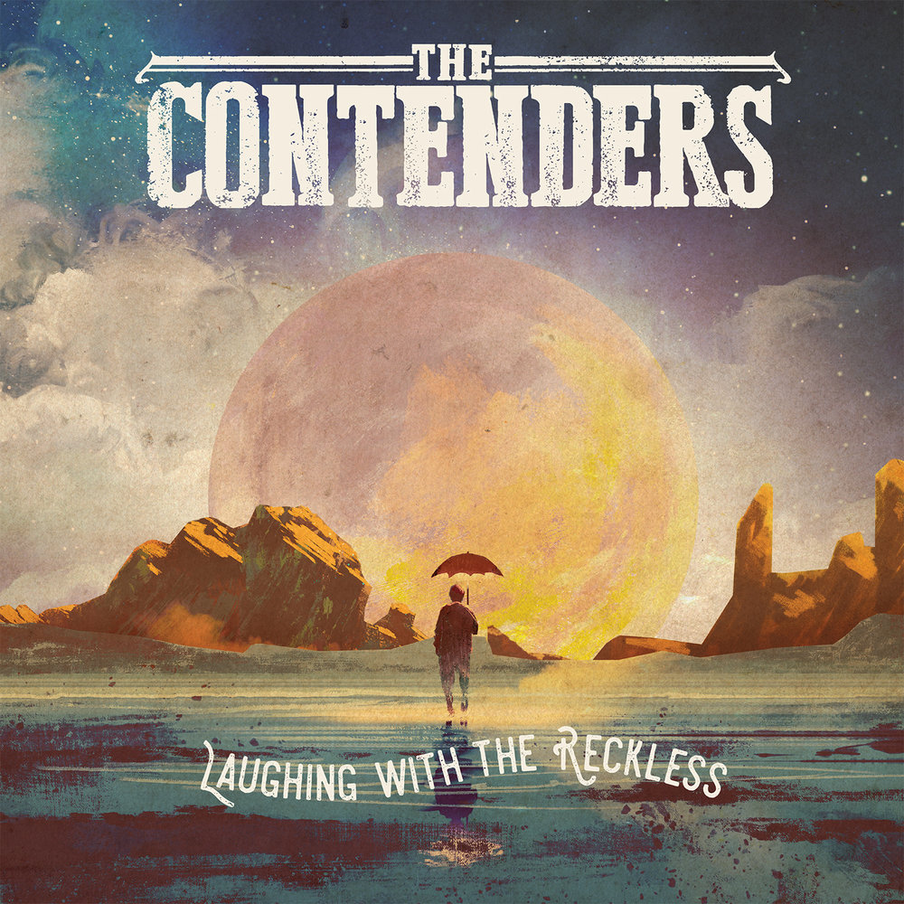 The Contenders-Laughing With The Reckless-cover.jpg