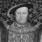Henry The Eighth Former King of England, Founder of the Anglican Church