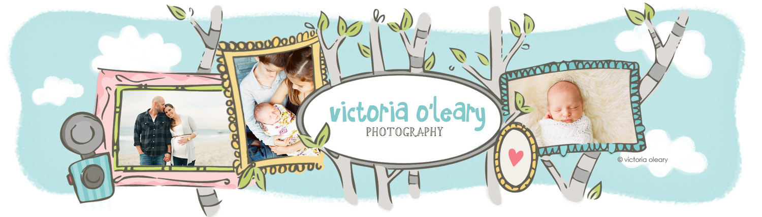 victoria o'leary photography | southern california newborn & family photographer