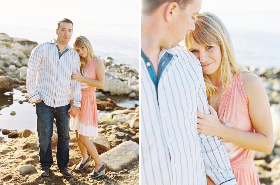 los angeles engagement photographer-sunflare2