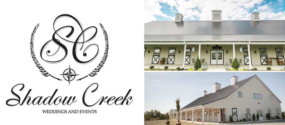 Photos courtesy of weddingsatshadowcreek.com & loudouncountystyle.com