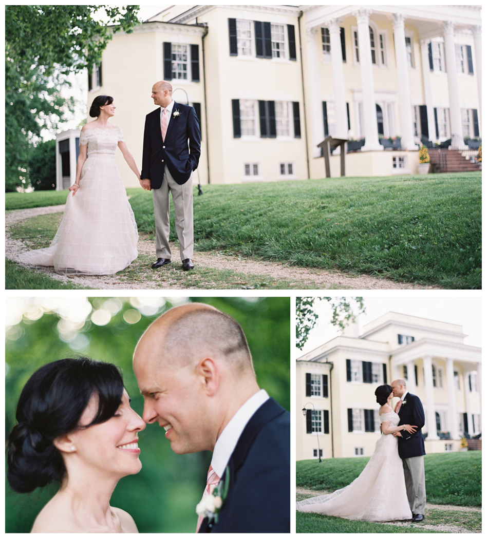 Oatlands Historic House Wedding