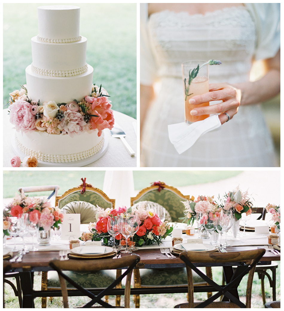 All the Pretty Wedding Details
