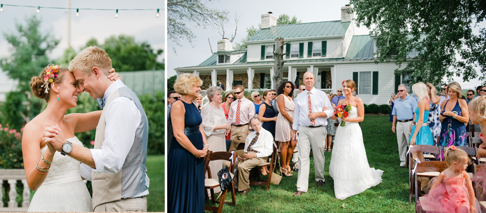 Silverbrook Farm is a unique venue, offering brides and their grooms the opportunity to have a wedding that feels elegant, but homespun.