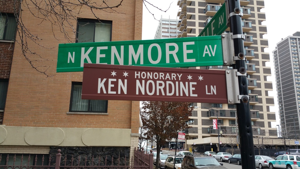 Ken Nordine Ln - HonoraryChicago. Voiceover Artist Extraordinaire - Word Jazz