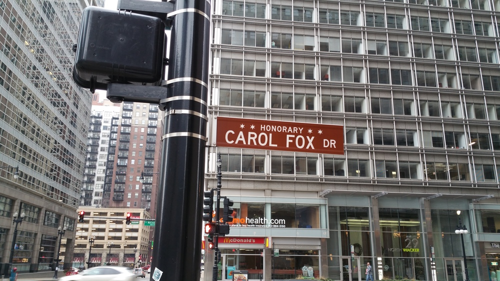 Carol Fox Dr - HonoraryChicago.  Lyric Opera Chicago