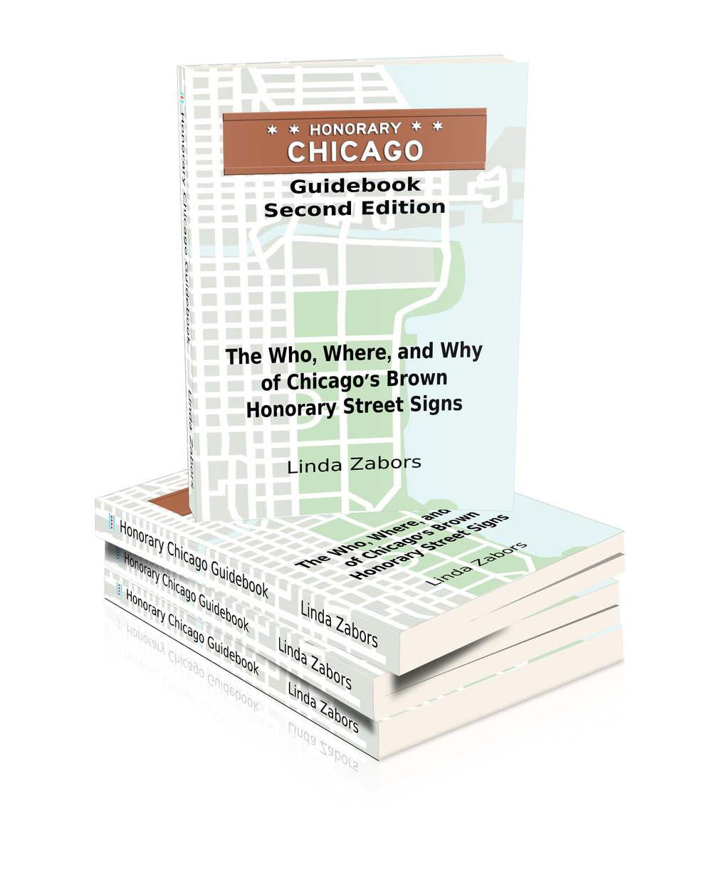 Honorary Chicago Guidebook by Linda Zabors