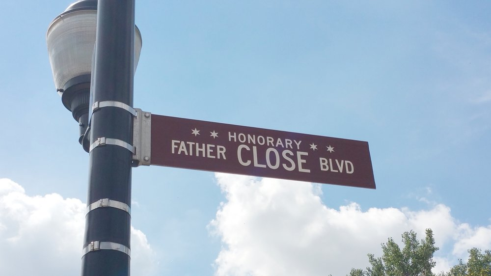 Father Close - Honorary Chicago