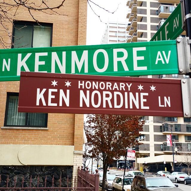 Ken Nordine Lane