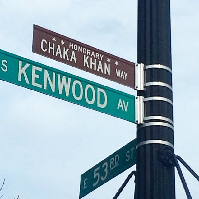 Chakra Khan Way