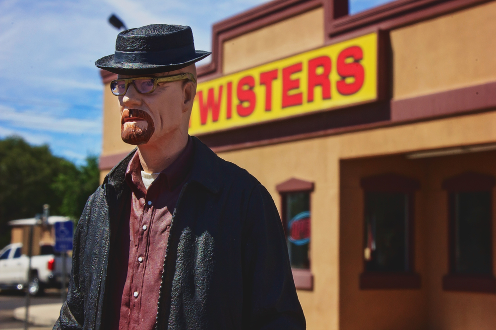 Los Pollos Hermanos/Twisters  (4257 Isleta Boulevard Southwest Albuquerque, NM 87105)