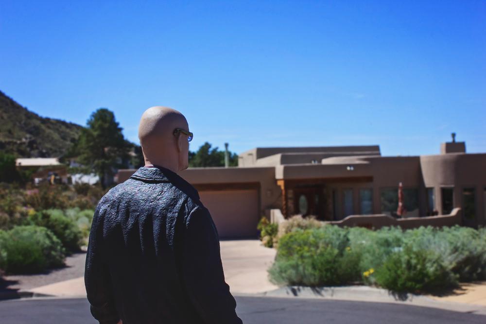 Tread lightly   Hank and Marie's House  (4901 Cumbre Del Sur Ct NE, Albuquerque, NM 87111)