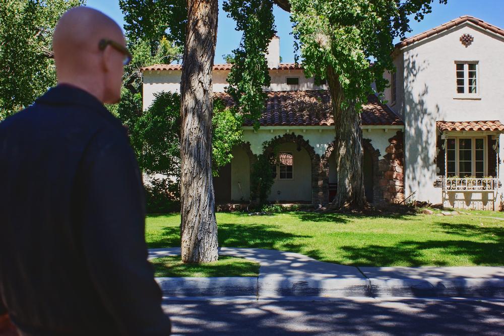 Jesse! Jesse Pinkman's House(322 16th St SW Albuquerque, NM 87104)