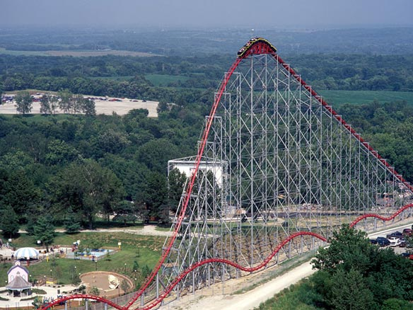The Mamba at Worlds of Fun, Kansas City (not my image)