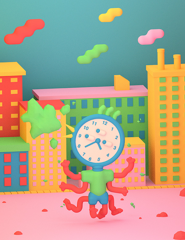 Art by  Julian Glander