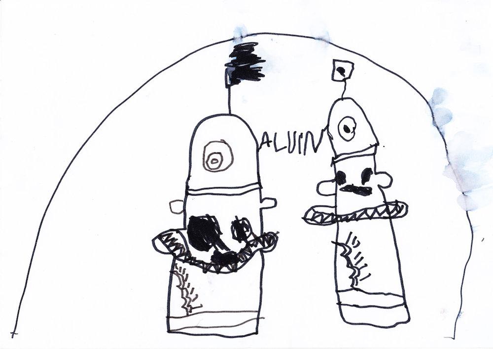 Alvin, 6 yrs