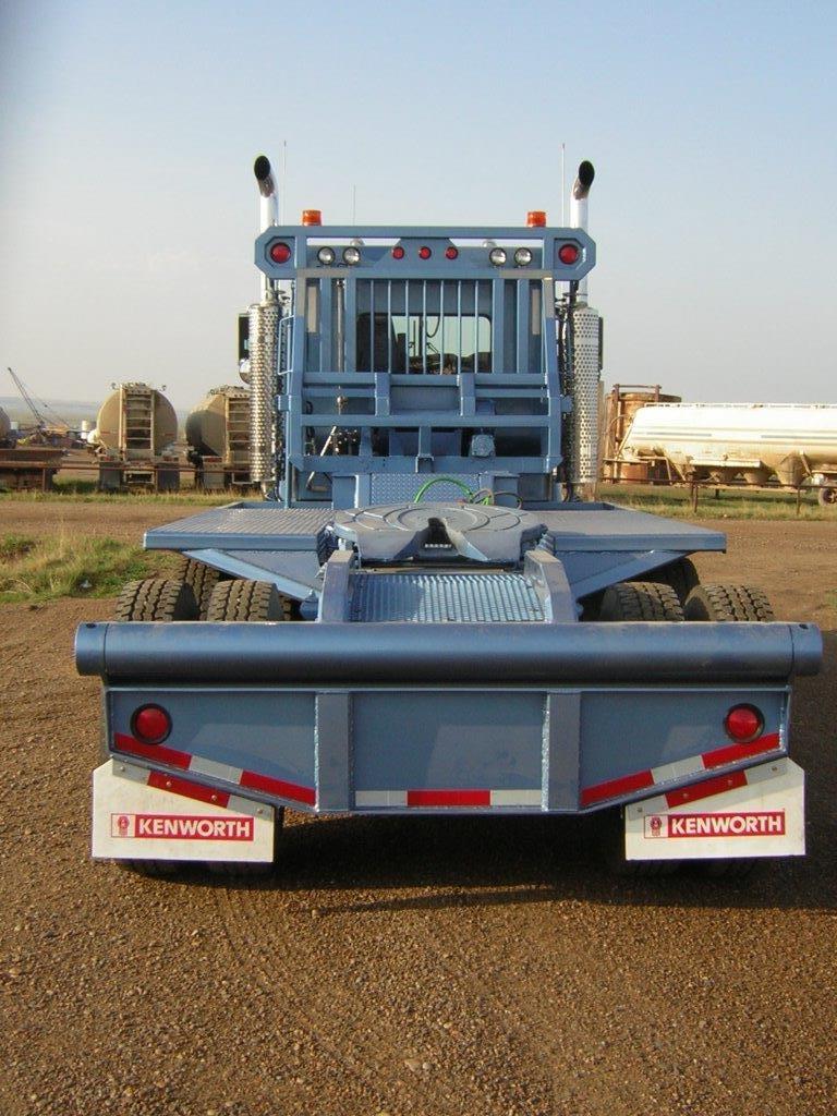 2005 Kenworth W900