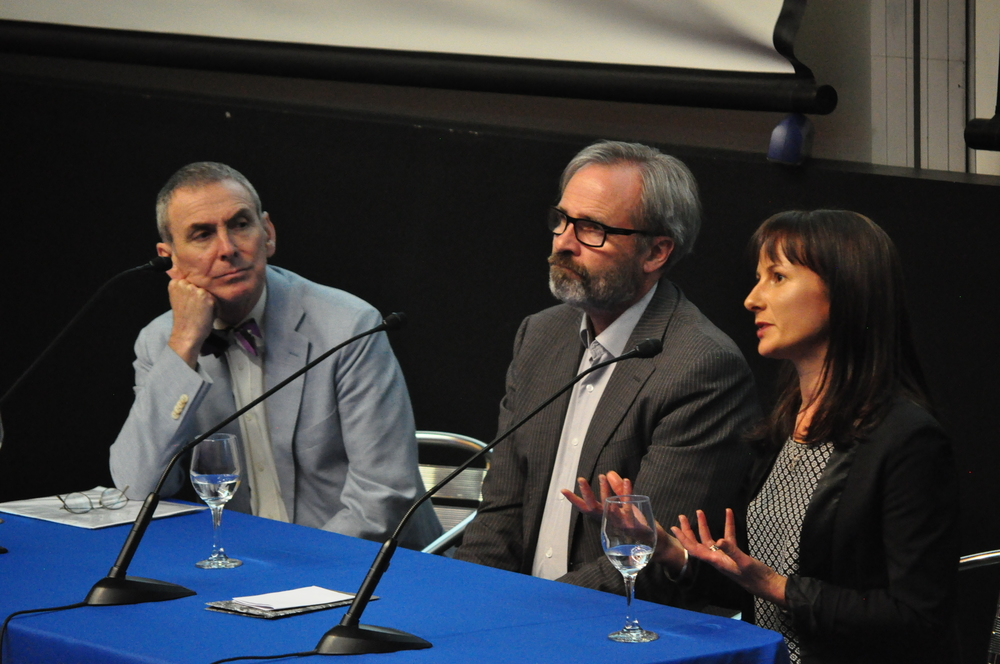 Health and High-Rise Panel - Peter Sainsbury, Steven Corbett and Jennifer Kent