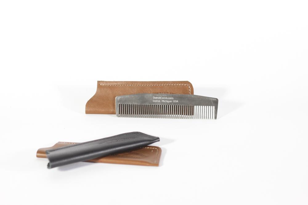 Detroit Comb + Sheath : $60