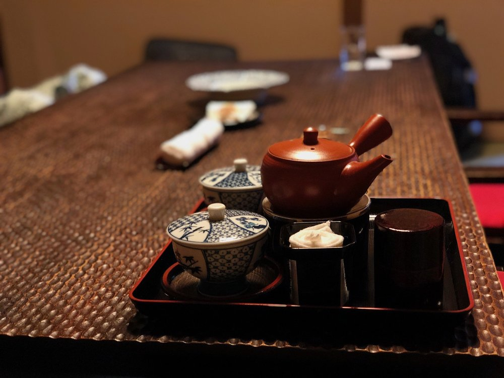 The charm of a traditional ryokan came with a healthy dose of confusion for us non-Japanese speakers. How do you steep this tea? How do you use the electric kettle? All good questions, with very little answers.