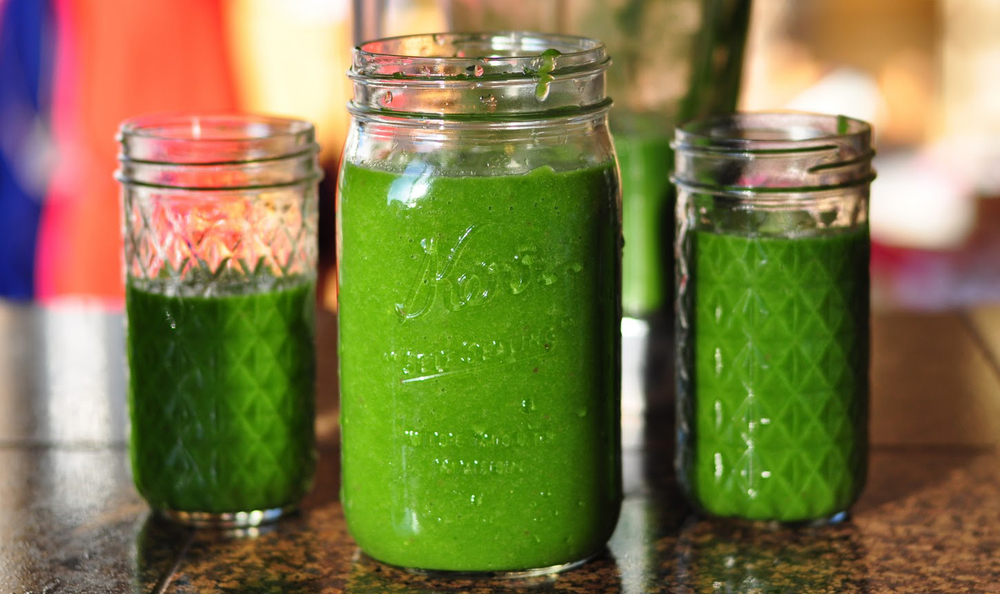 Green Smoothies by H