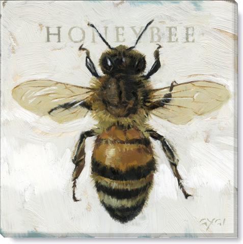 Honeybee Giclee Art Print - Darren Gygi