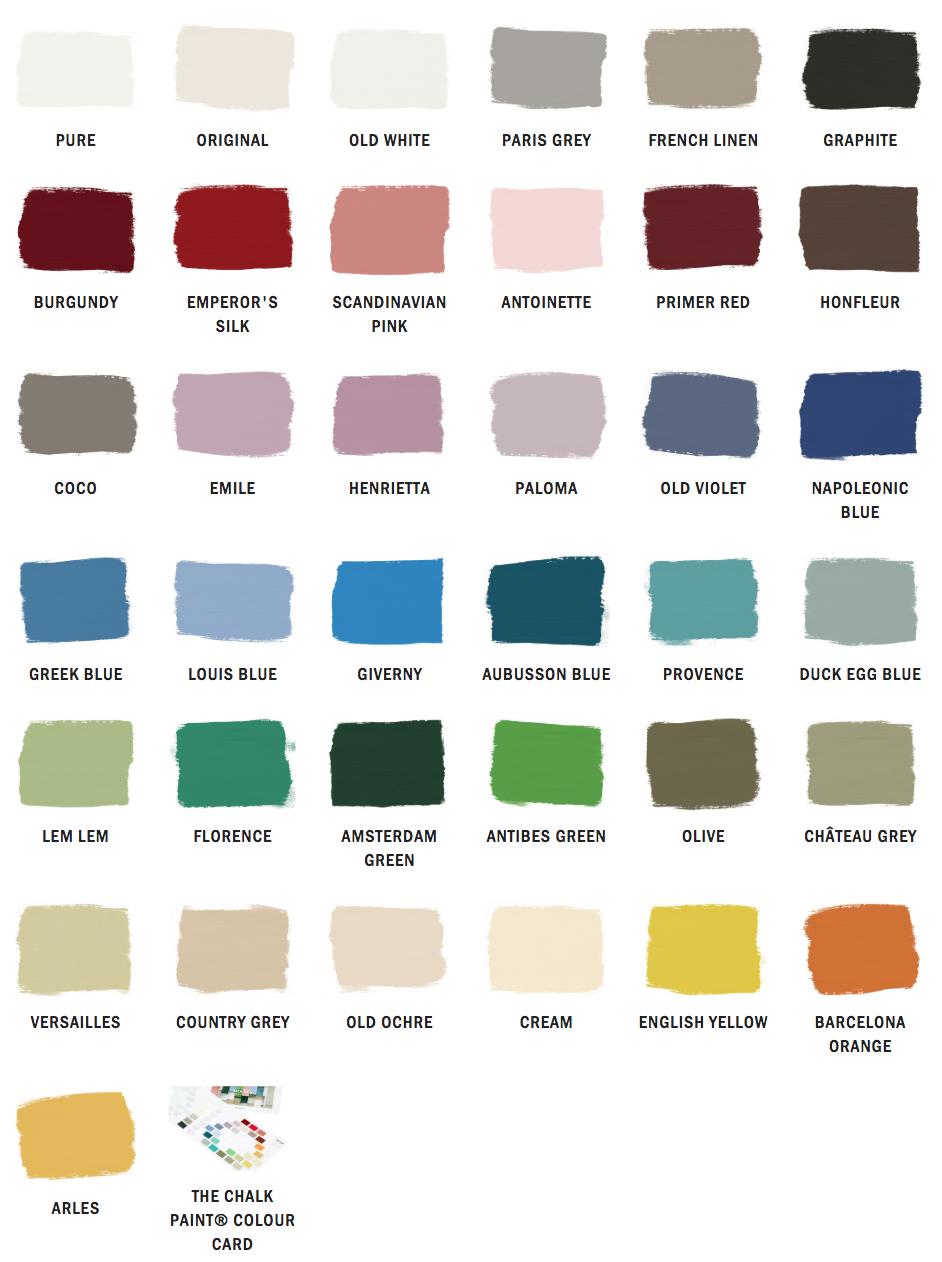 annie-sloan-paint-colors