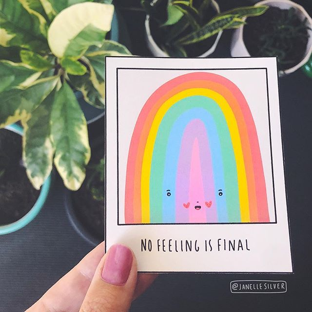 💖🌈🌸🍄🔮🙏🏼🦄💜 Positive Polaroid zines have shipped and are on their way to me!! I can't wait to show you! Take extra good care of your amazing self today, sending so much love your way 💖