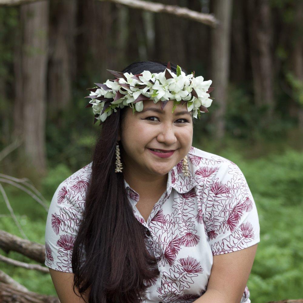 Juvette Kamaka'ala Kahawaii