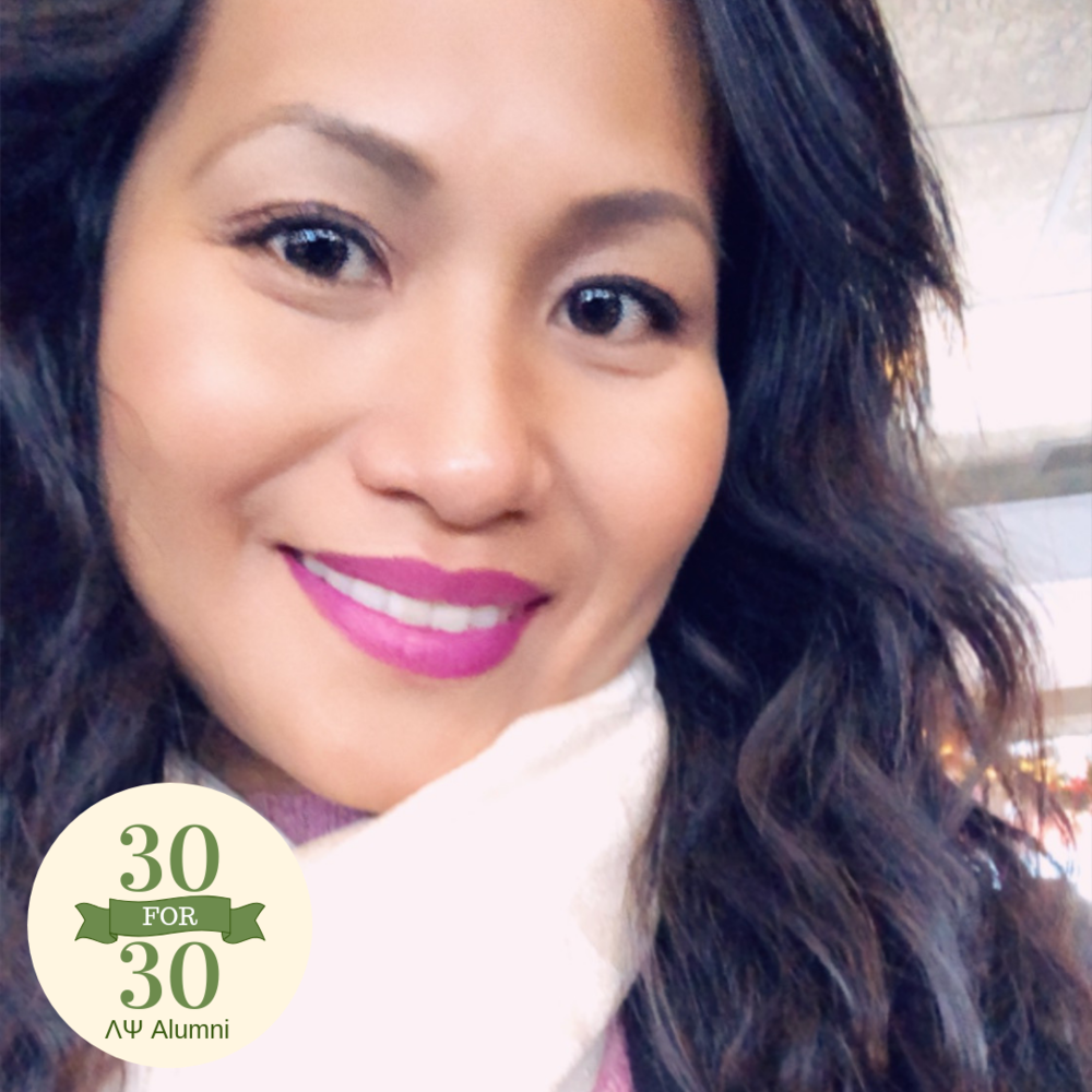 Lorena dela Cruz   Pledged Fall 2014   Graduated Fall 2017