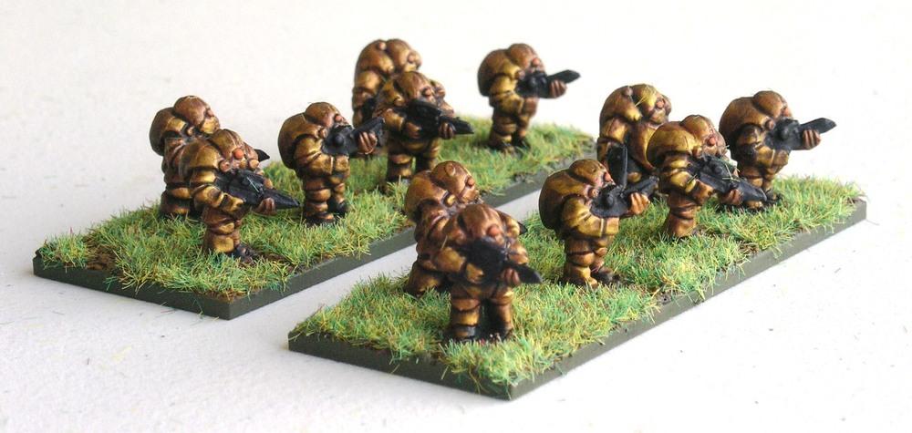Gitungi Infantry